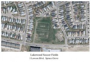 Lakewood field